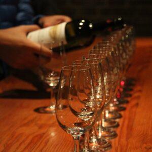Symbolbild, Weinprobe